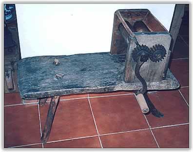 Mesa de amasar for Utensilio para amasar